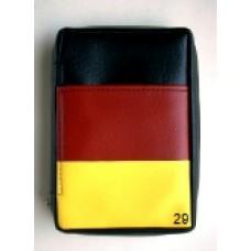 """2) Modell """"Mix"""" - """"Deutschland"""" - schwarz - für Format: 24,5 x 18 x 2,6 cm"""
