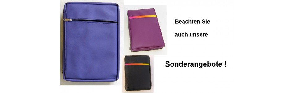 Special Offers - Bible Covers